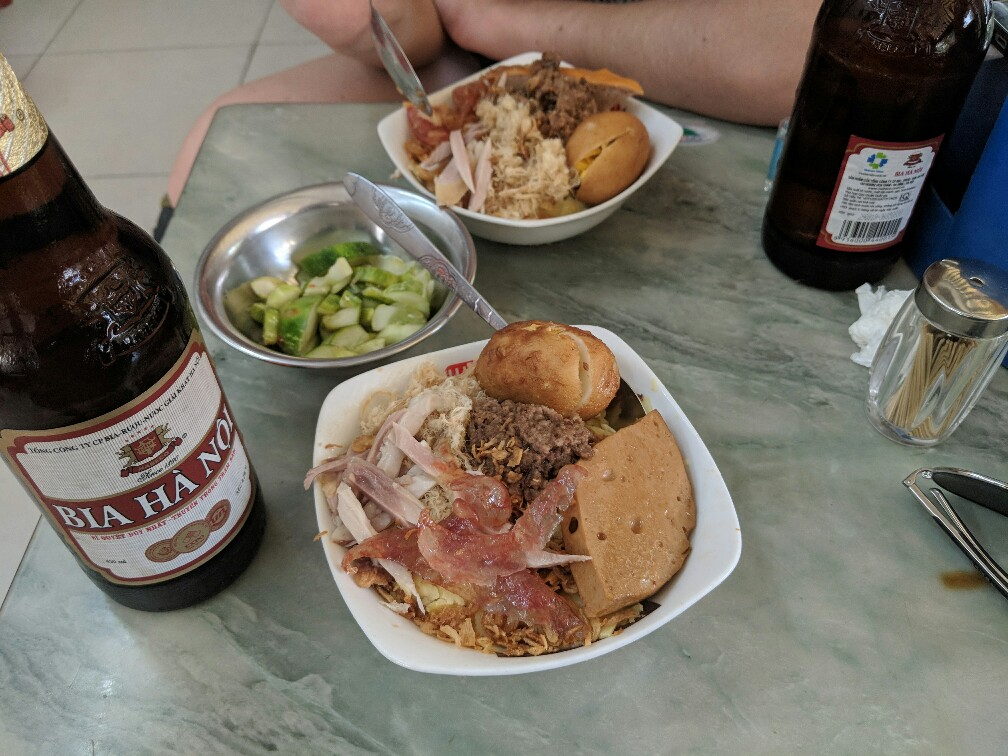 Bol de Xoi à Hanoi