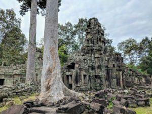 Temple de Banteay Prei, Cambodge