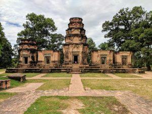 Temple de Prasat Kravan, Cambodge