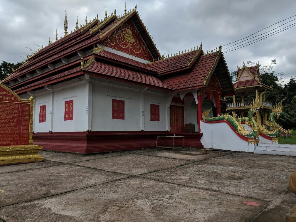Temple de Muang Sing, Laos