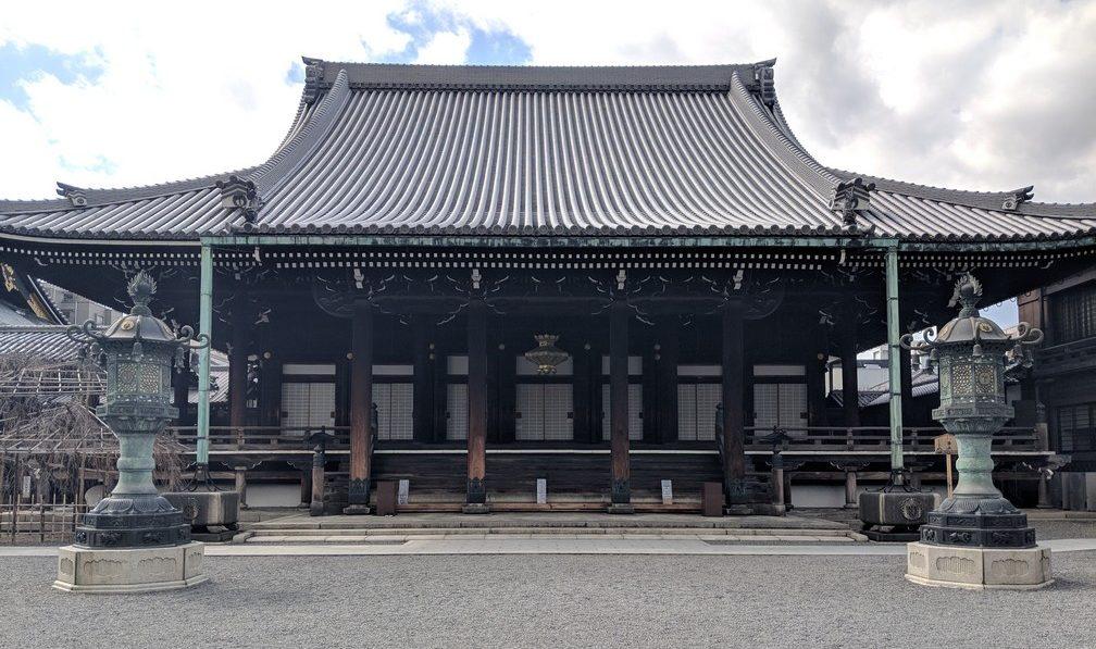 Un temple de taille moyenne