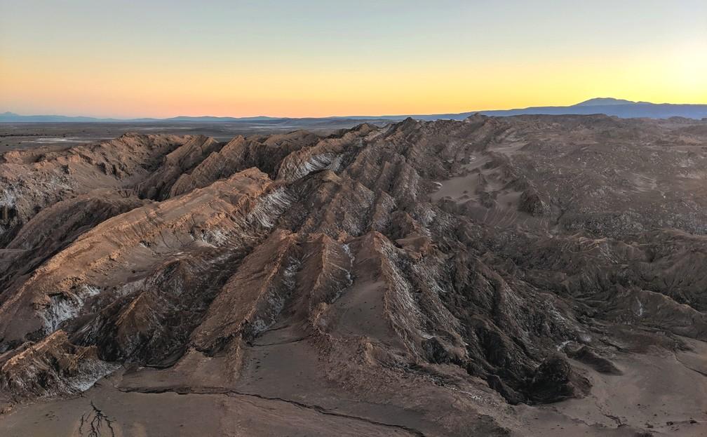 Coucher de soleil depuis Piedra de Coyote