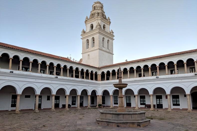 Ancienne université de Sucre
