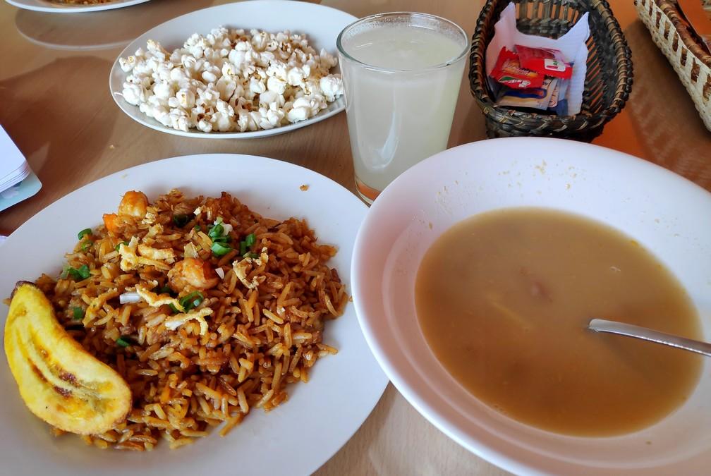 Almuerzo de Sabor y Tradicion à Cuenca