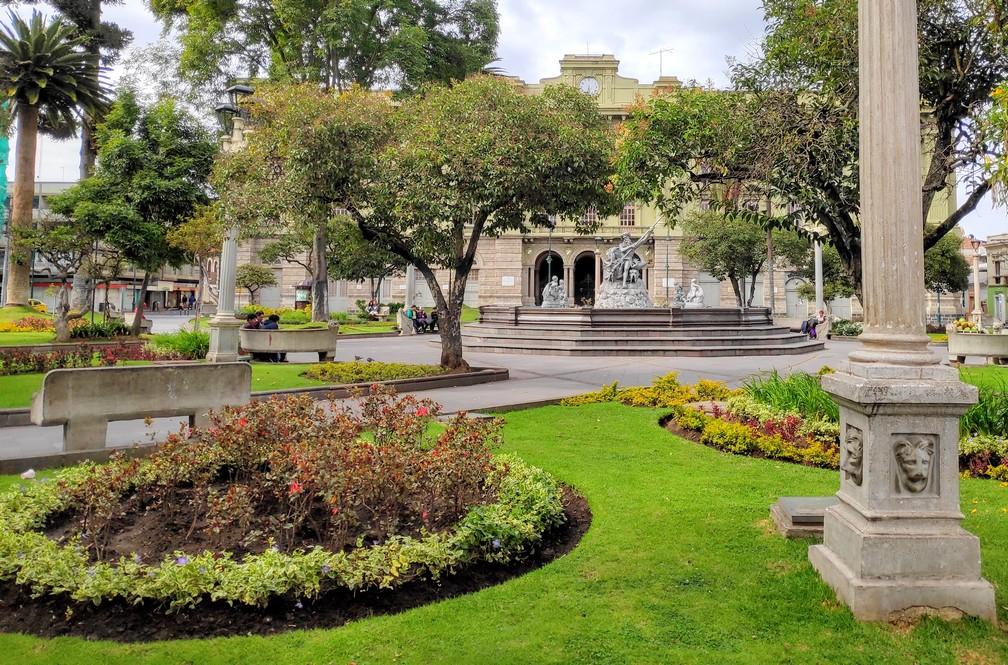 Place Sucre de Riobamba