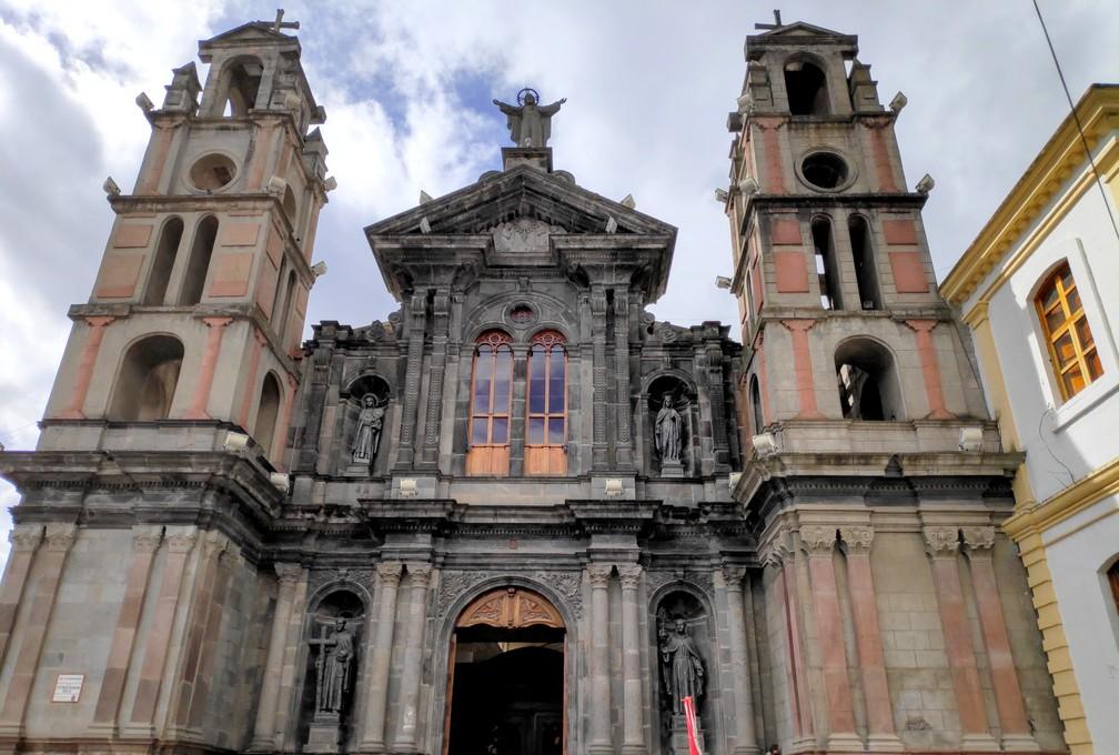 Église El Jordan à Otavalo
