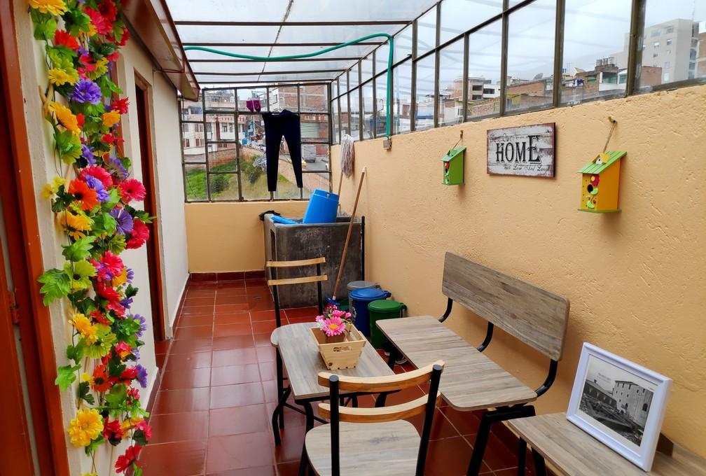 Zone de repos dans notre AirBnB à Ipialès