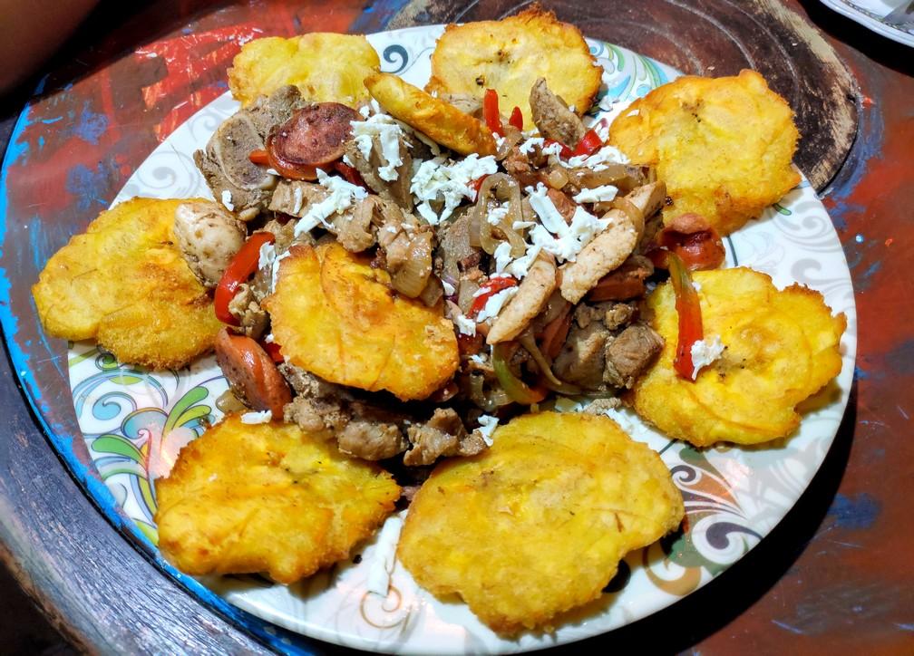 Assiette de Picadita