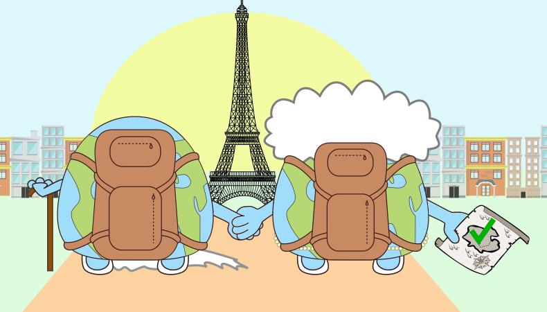Les vieilles planètes de retour à Paris