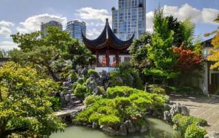 Jardin Chinois de Vancouver