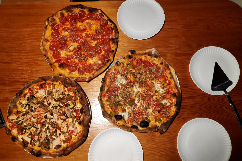 Pizzas d'Abbondanza à Ucluelet