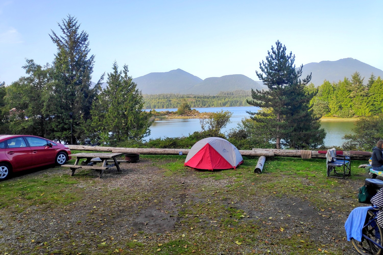 Camping municipal Ucluelet