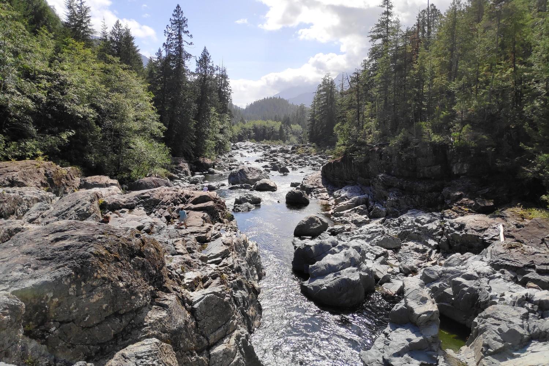 Rivages de Wally Creek