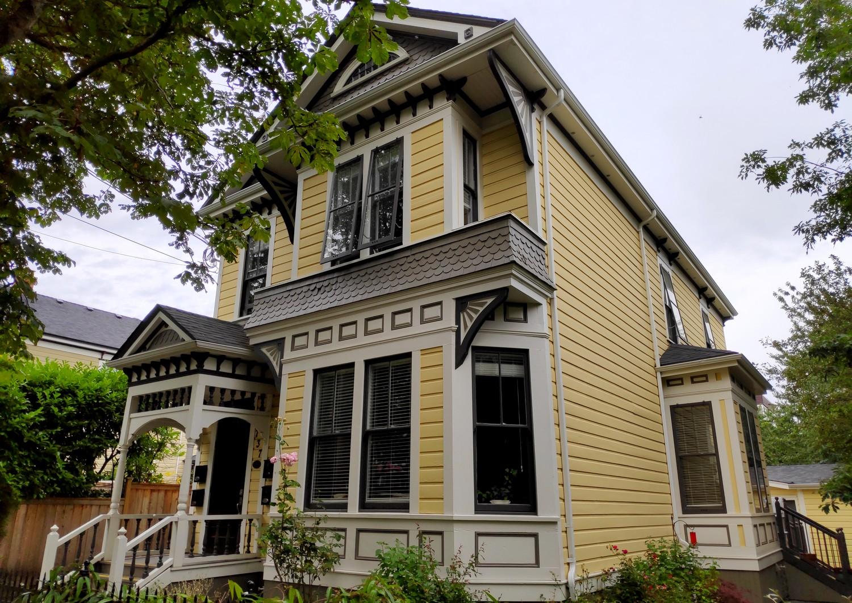 Maison Victorienne à Victoria