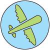 Vols en avion en tour du monde