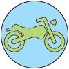 Trajet en moto-taxi