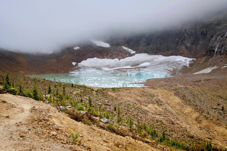 Glacier Edith Cavell
